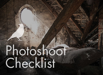 Photoshoot Checklist – Haunted Farms