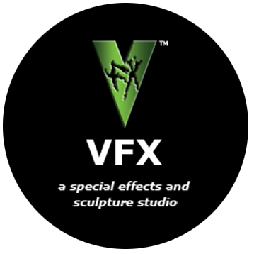 VFX Logo - Haunted Puppets