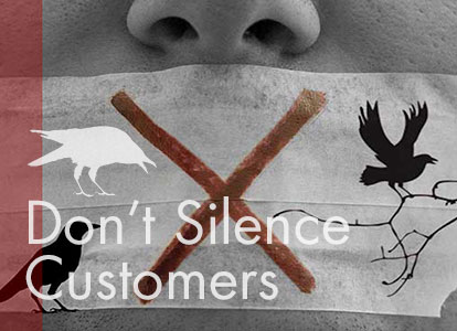 The Dangers of Silencing Your Guests