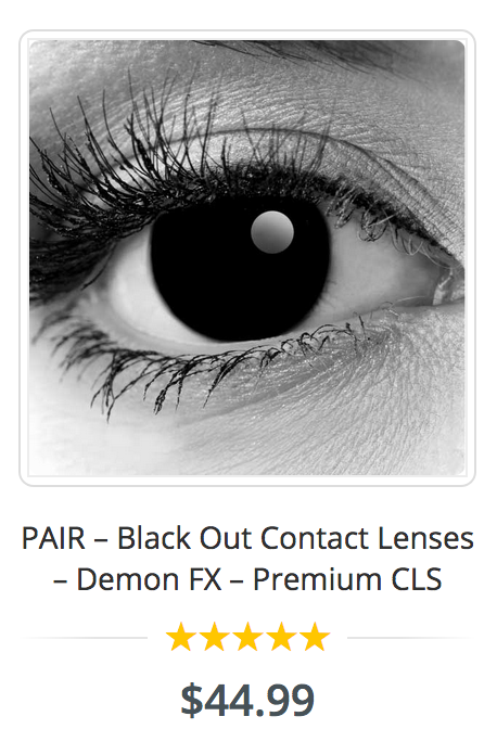 Contact Lenses and Your Haunted Attraction Business: Get